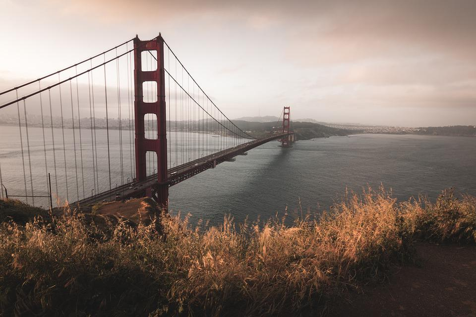 Goldengatebridge, Landscape, Photography, Sanfrancisco