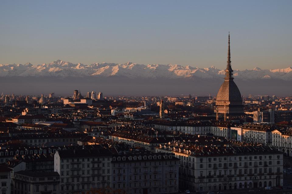 Torino, Mole, Piemonte, Landscape, Turin, Architecture