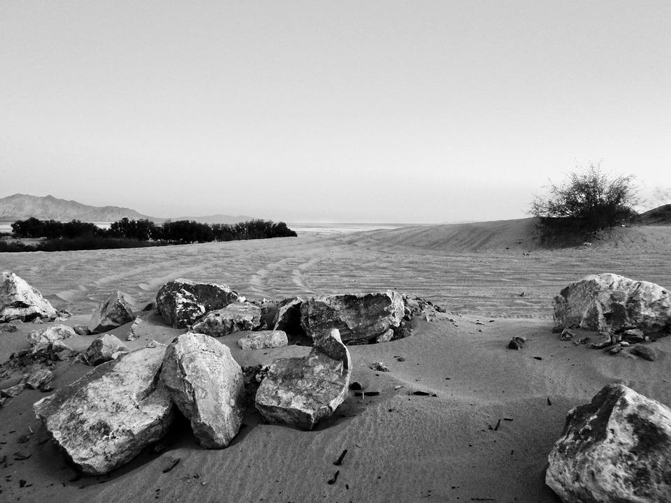 Rock, Landscape, Body Of Water, Nature, Costa, Stone