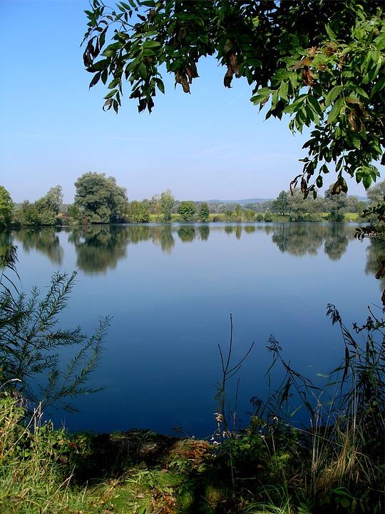 Lake, Idyll, Landscape, Water, Nature, Romantic, Waters