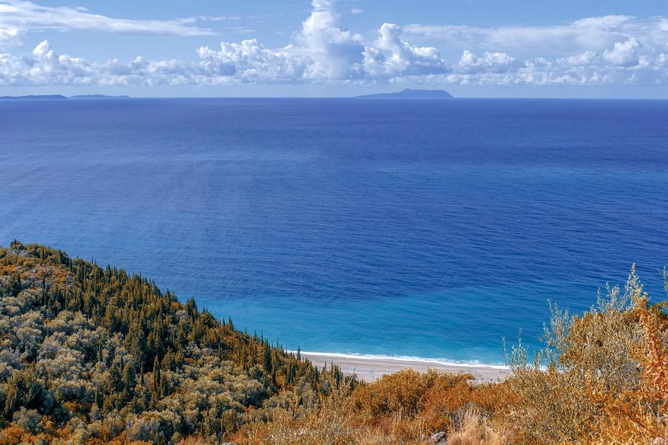 Nature, Water, Sea, Sky, Landscape