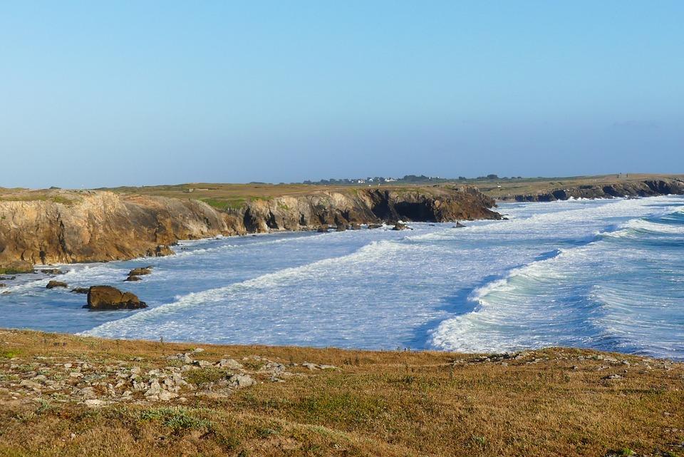 Waves, Landscape, Wave, Sea, Ocean, Water, Nature
