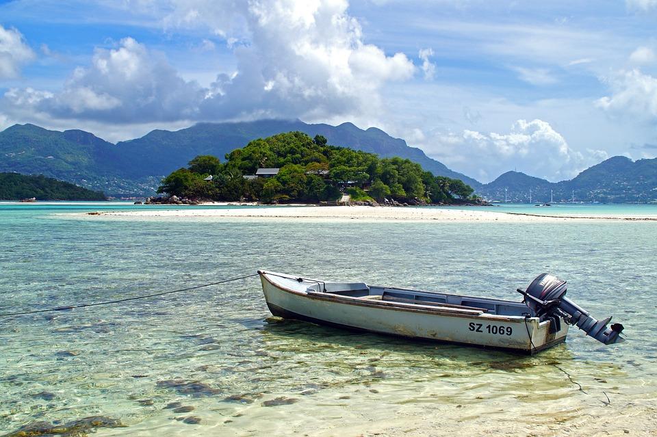 Seychelles, Sea, Ocean, Landscape, Wild Coast