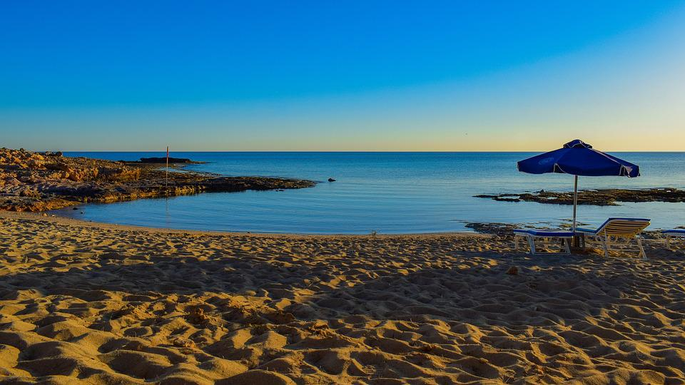 Sea, Beach, Seashore, Nature, Landscape, Sand