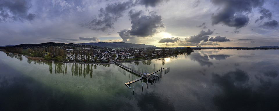 Panorama, Landscape Shots, Sky, Nature, Ball, Water