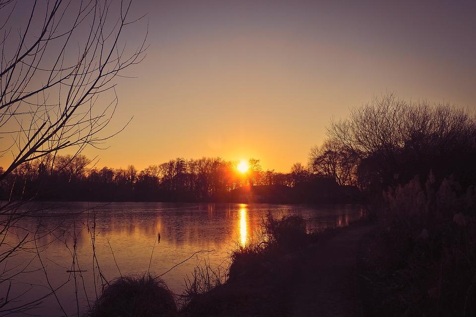 Landscape, Lake, Nature, Water, Rest, Sky, Reflection