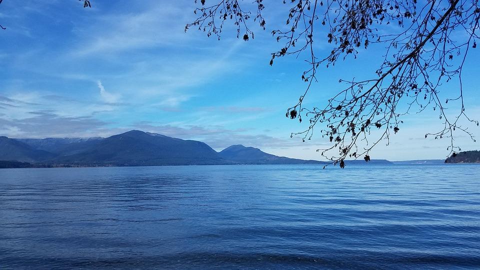 Nature, Water, Sky, Landscape, Travel