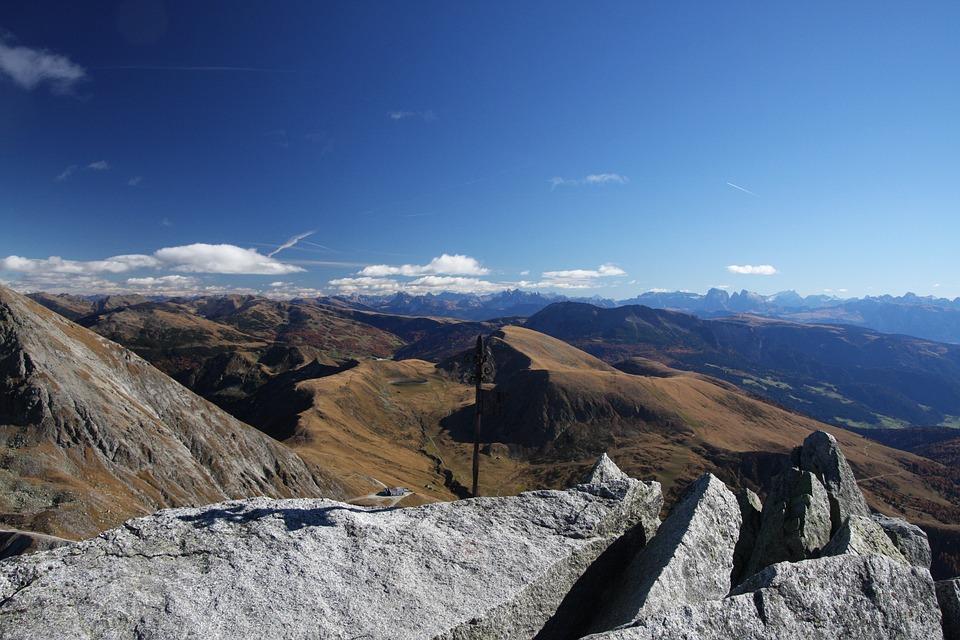 Mountain, Nature, Snow, Landscape, Panorama, Alpine