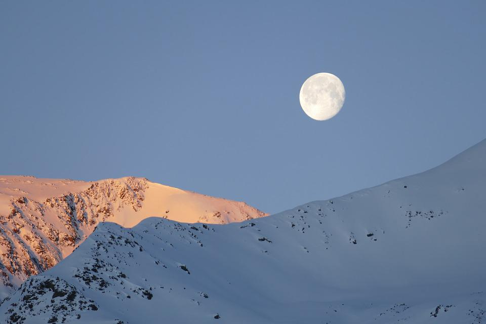 Snow, Sky, Winter, Mountain, Landscape, Travel