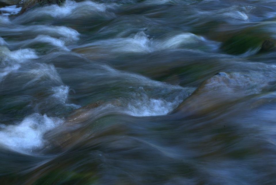 Sea, Waves, Water, Nature, Natural, Splash, Landscape