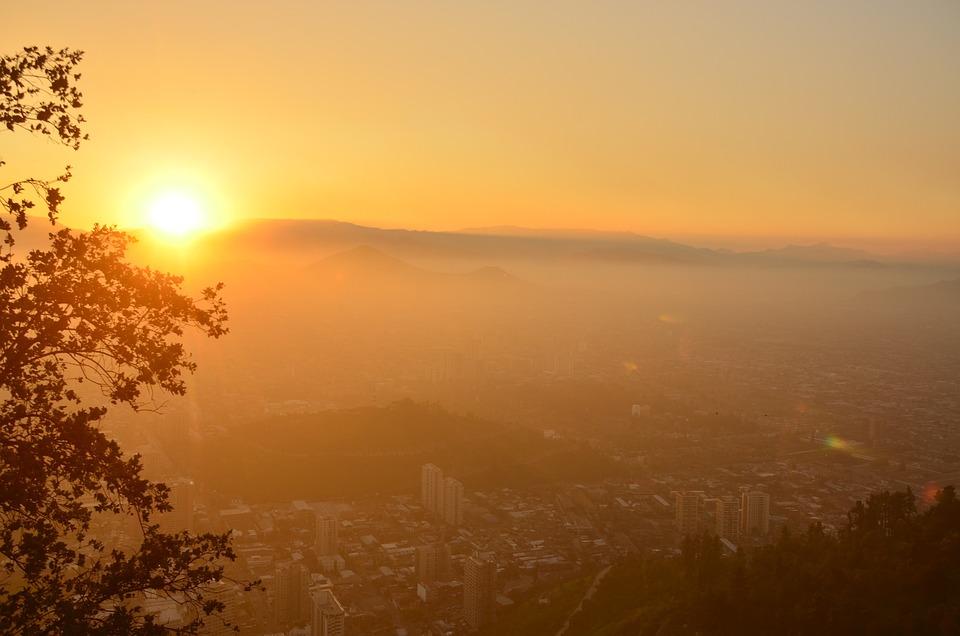 Sol, Eventide, Horizon, Sunset, Beauty, Landscape