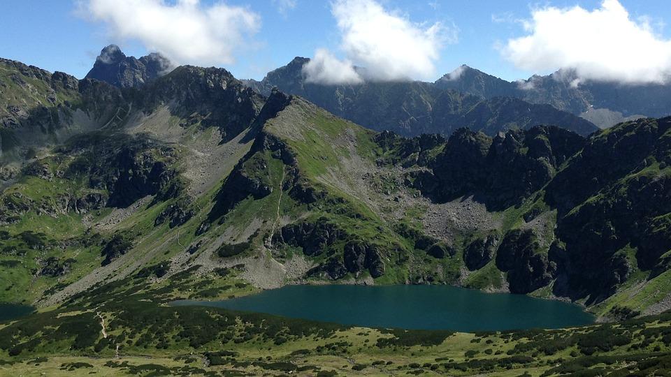 Mountains, Landscape, Nature, Tatry