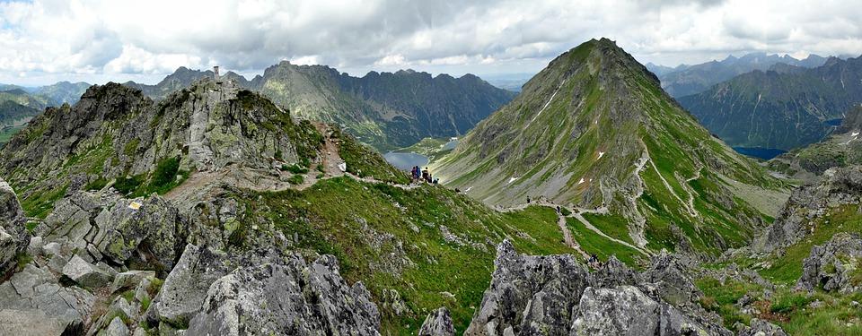Tatry, Mountains, Poland, Landscape, Panorama