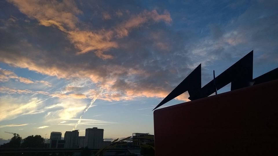 Cardiff, Sky, Travel, Landmark, Landscape, Tourism