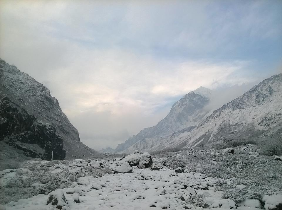 Himalayas, Snow, Cold, Landscape, Travel, Mountain