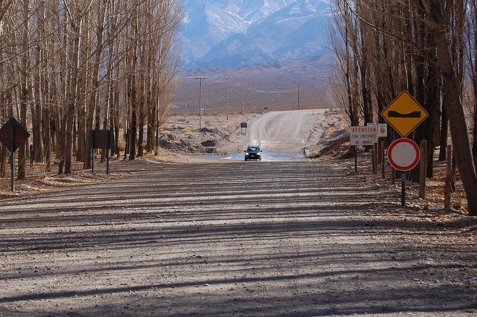 Travel, Mendoza, Argentina, Mountain, Landscape, Nature
