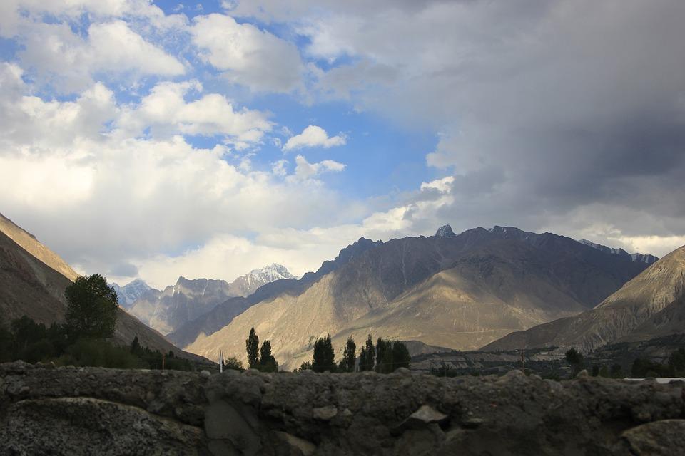 Mountain, Panoramic, Travel, Landscape, Sky