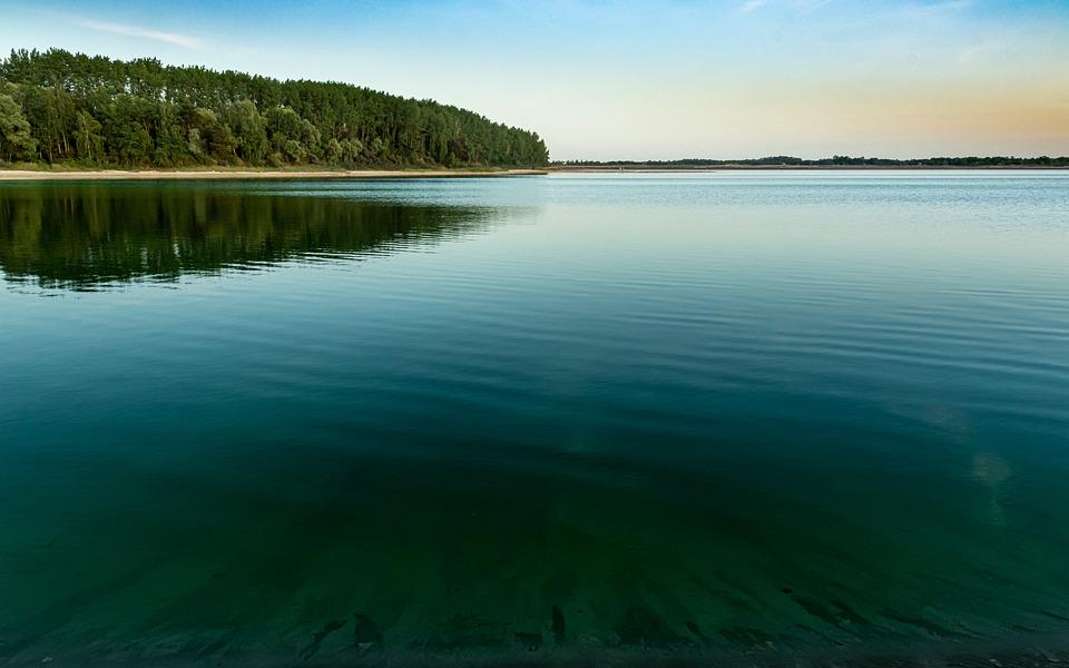 Lake, Turquoise, Landscape, Water