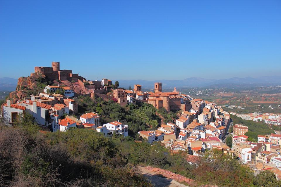 Vilafamés, Castle, Landscape
