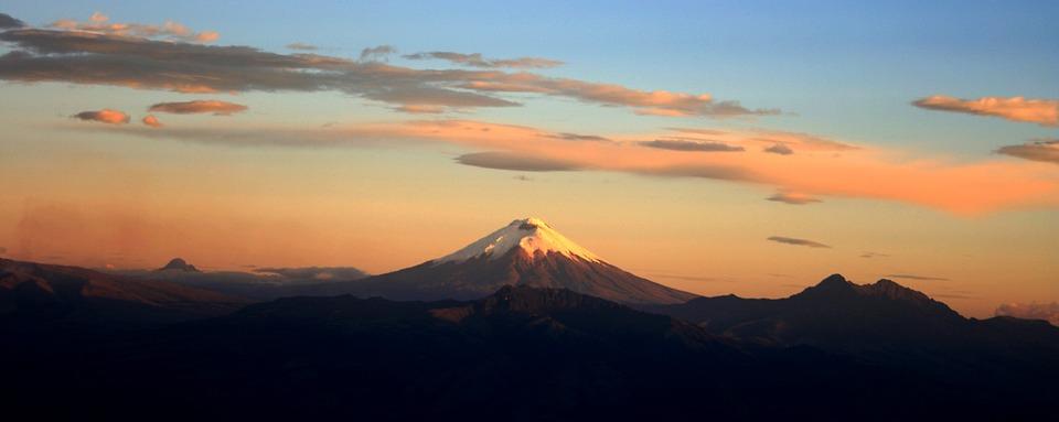 Cotopaxi, Volcano, Landscape