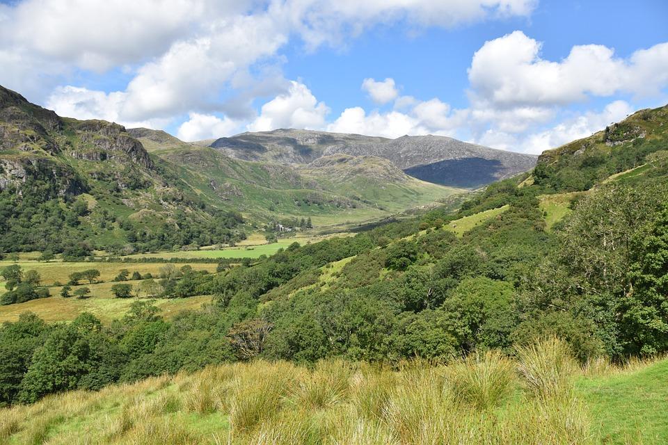 Snowdonia, Wales, Landscape
