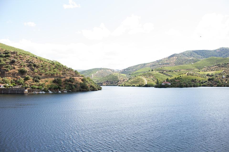 Water, Sea, Landscape, Portugal, Douro, Nature, Tourist