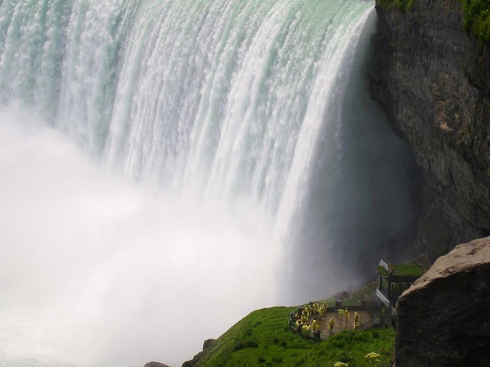 Niagra Falls, Waterfall, Ontario, Landscape, Wilderness