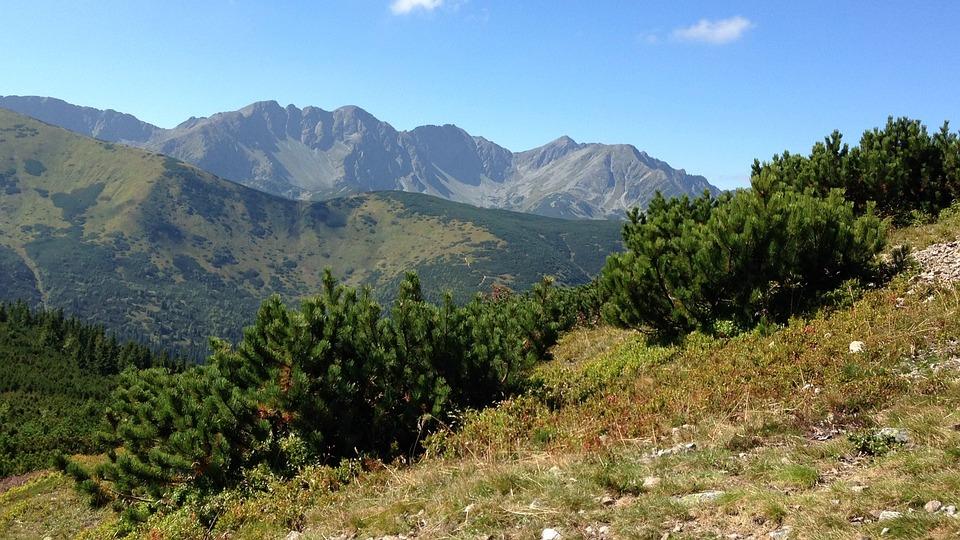 Western Tatras, Mountains, Nature, Landscape