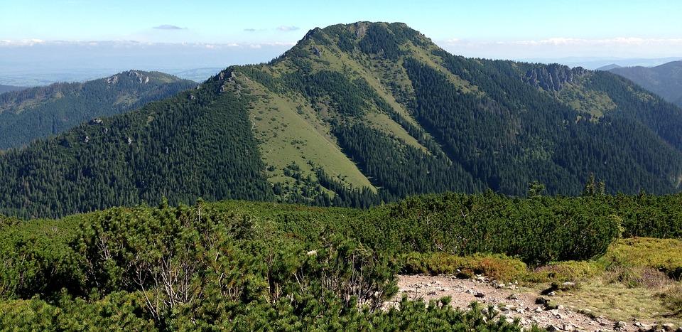 Western Tatras, Mountains, Landscape, Nature, Tourism