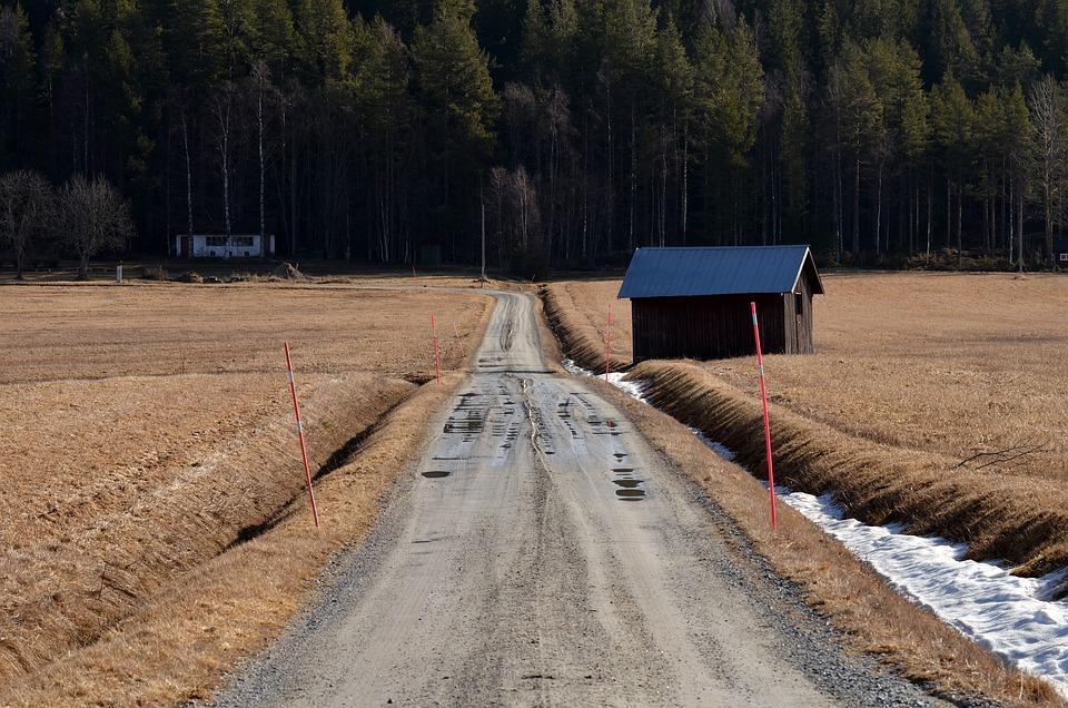 Road, Landscapes, Nature
