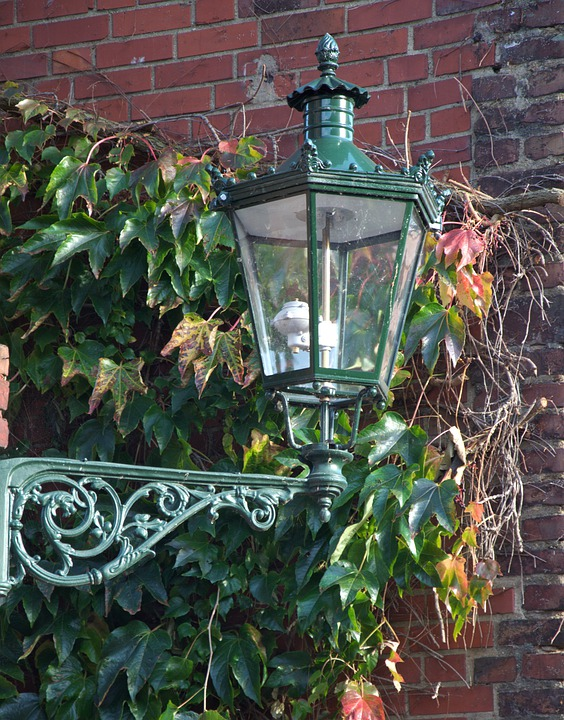 Street Lamp, Lantern, Historic Street Lighting