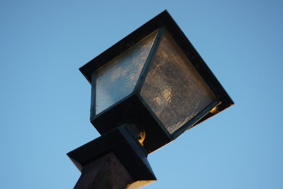 Lantern, Lamp, Street Lamp, Historic Street Lighting