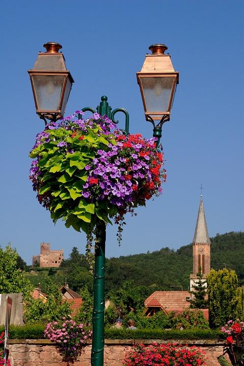 Lantern, Historic Street Lighting, Light