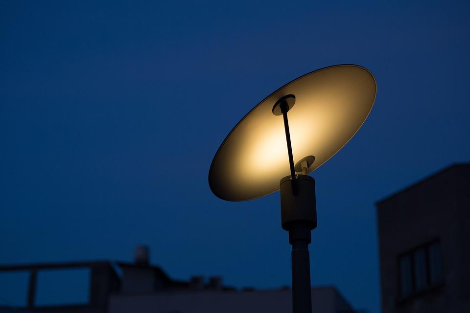 Lantern, Light, Night, Illuminated