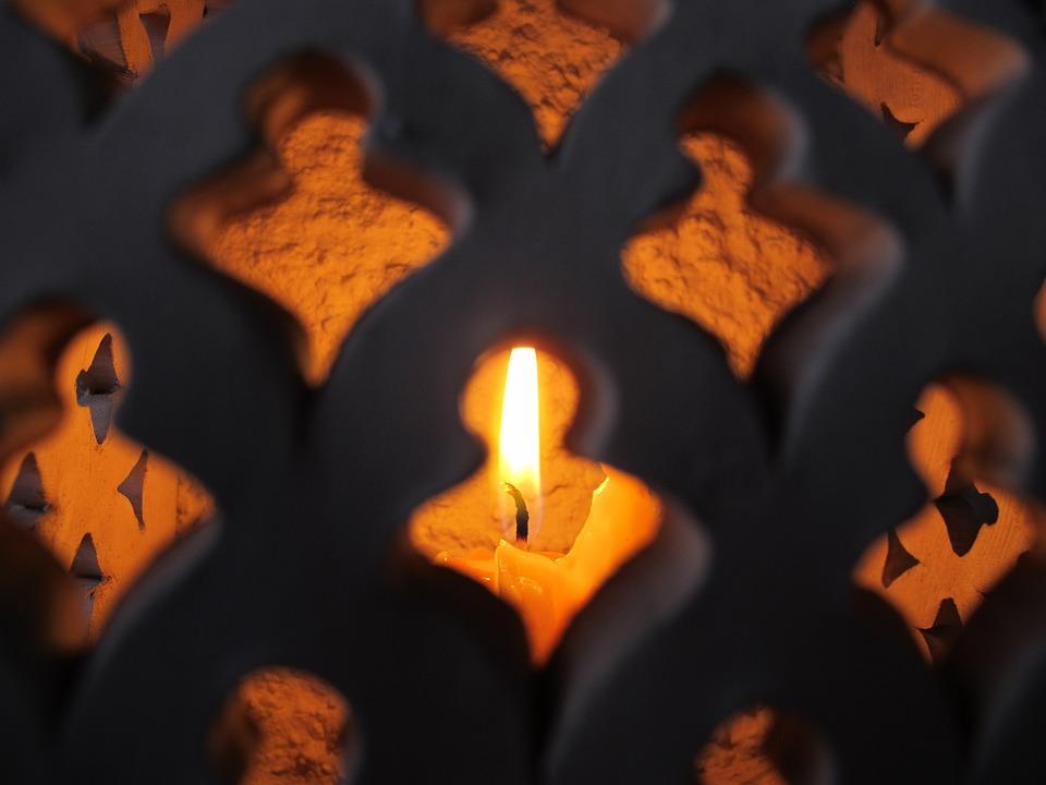 Romance, Candle, Candlelight, Mood, Lantern, Night