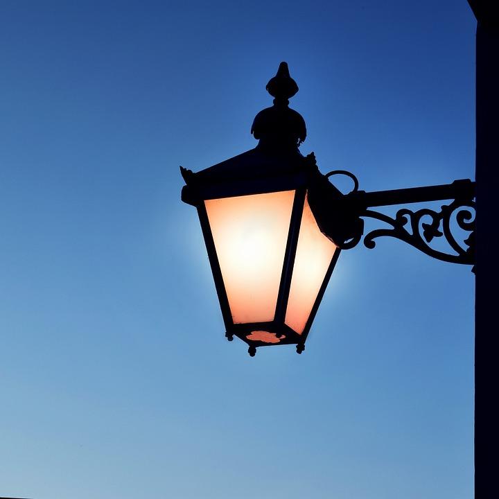 Lamp, Lampost, Light, Street, Old, Vintage, Lantern