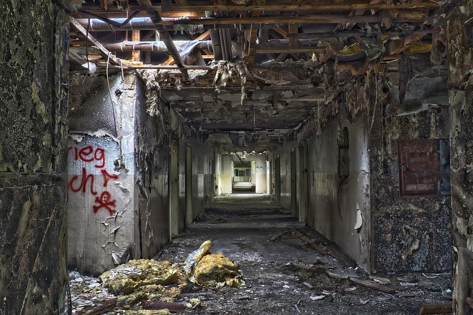Lost Places, Abandoned, Decay, Old, Ruin, Lapsed, House