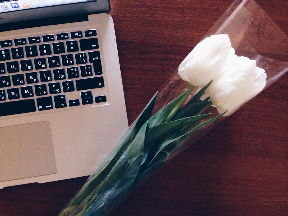 Macbook, Laptop, Computer, Technology, Business, Desk