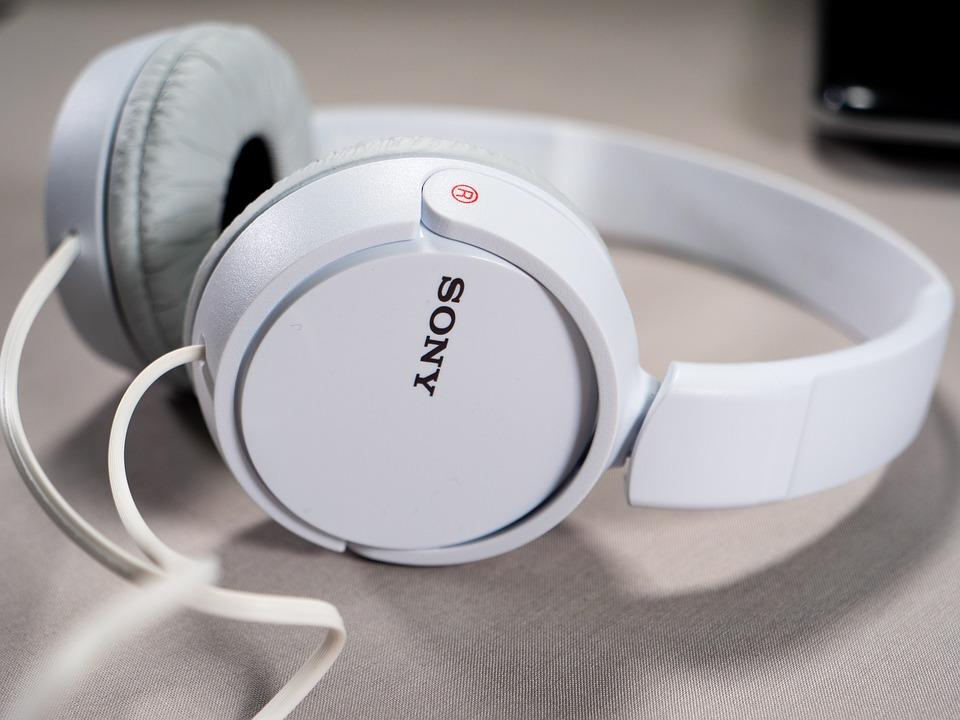 Headphone, Sony, Earphone, Laptop, 3, 5, Speaker