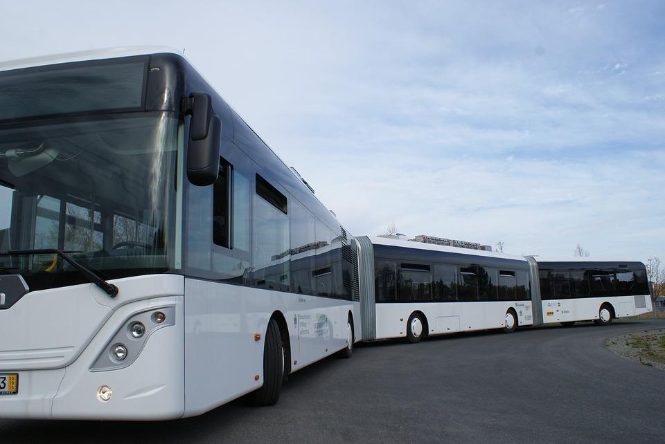 Autotram, Bus, Public Transport, Long, Large, Prototype
