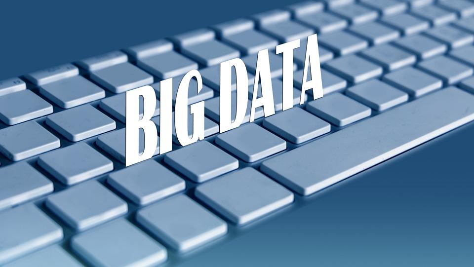 Large, Data, Keyboard, Computer, Internet, Online, Www