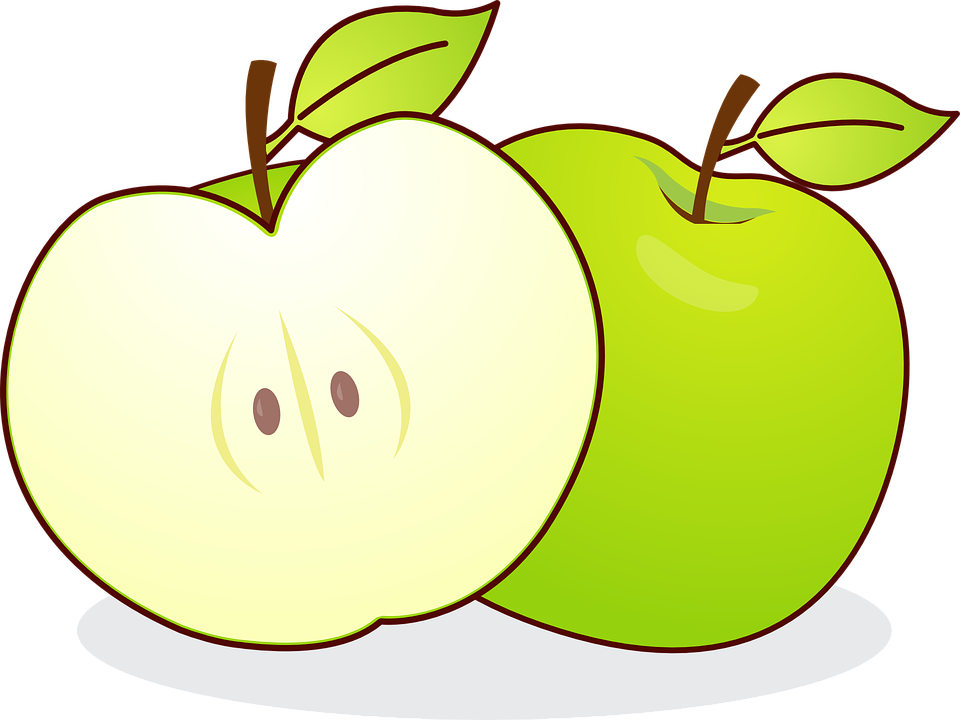 Apple, Malus, Kernobstgewaechs, Large, The Rose Family