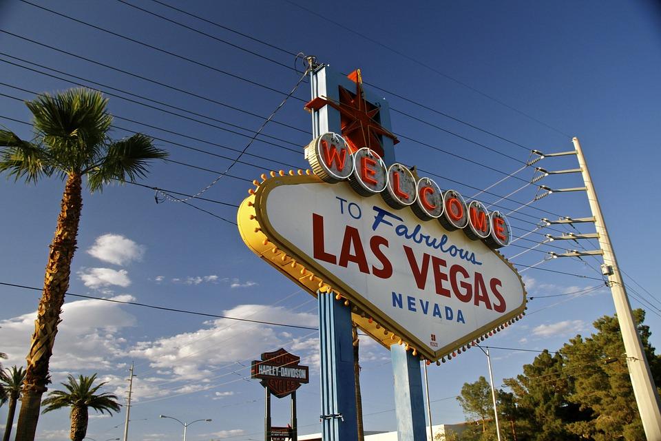 Las Vegas, Usa, Vegas, Las, Nevada, America, Travel