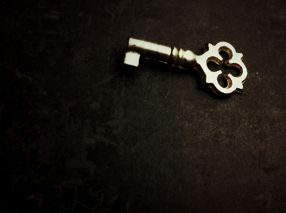 Key, Latchkey, Metal