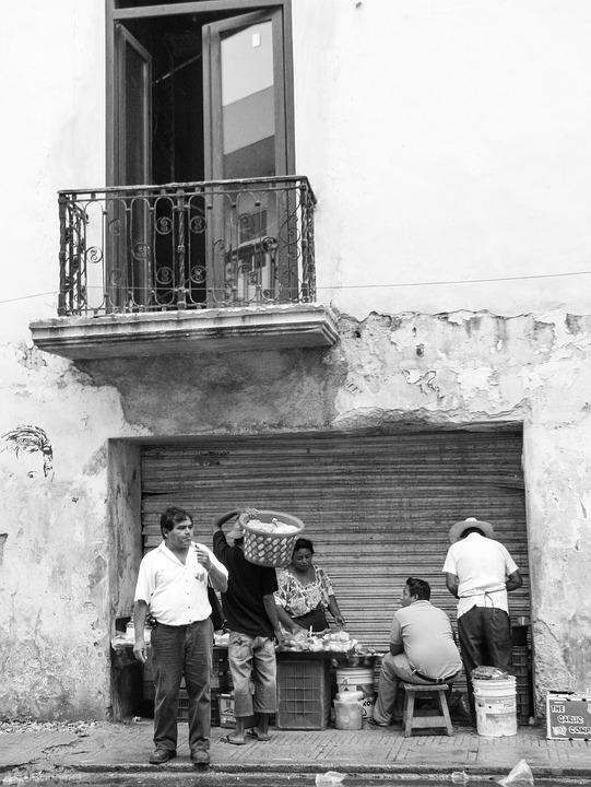 Mexico, Urban, City, Latin