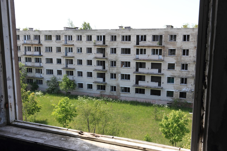 Latvia, Irbene, Residential, Flats, Russian Housing