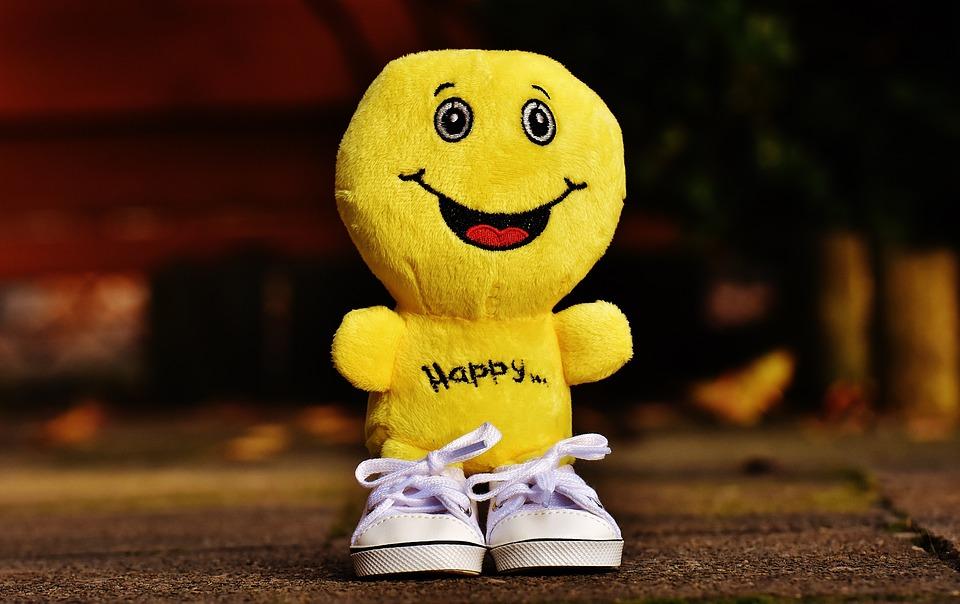 Smiley, Laugh, Sneakers, Funny, Emoticon, Emotion