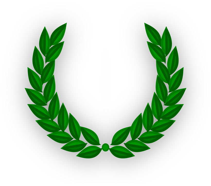 Laurel, Wreath, Design, Decoration, Symbol, Banner