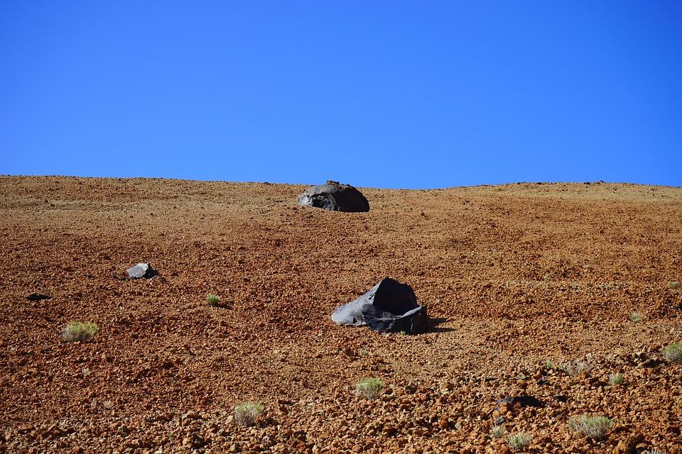 Lava Rocks, Rocks, Huevos Del Teide, Lava Beads