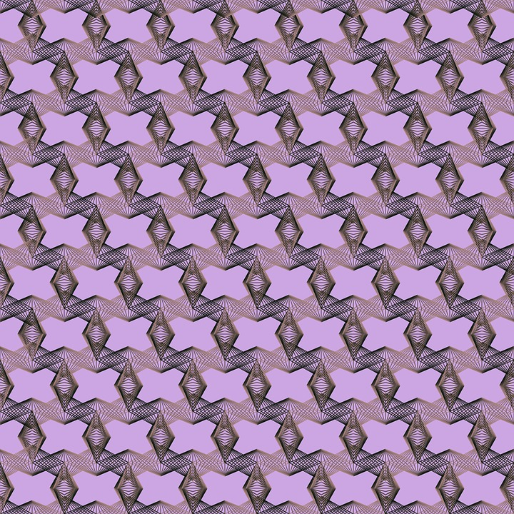 Lavender, Abstract, Pattern, Simple, Design, Soft
